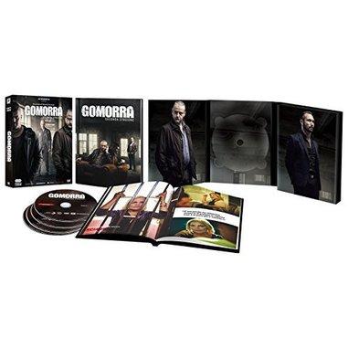 Gomorra - La Serie Stagione 2 (Photobook) (4 DVD)