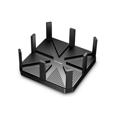 TP-LINK Talon AD7200 router wireless Tri-band (2.4 GHz / 5 GHz / 60 GHz) Nero