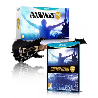 Guitar Hero Live, Wii U