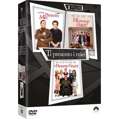 Ti presento i miei - trilogia (DVD)