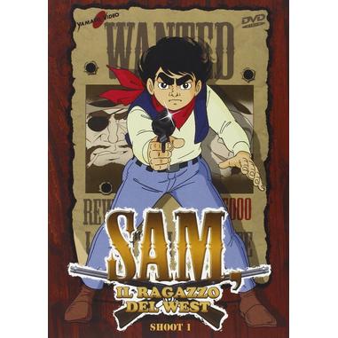 Sam - Il Ragazzo Del West, DVD DVD 2D ITA