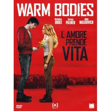 Warm Bodies - L'amore Prende Vita, film (DVD)
