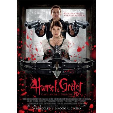 Hansel & Gretel: cacciatori di streghe (DVD)