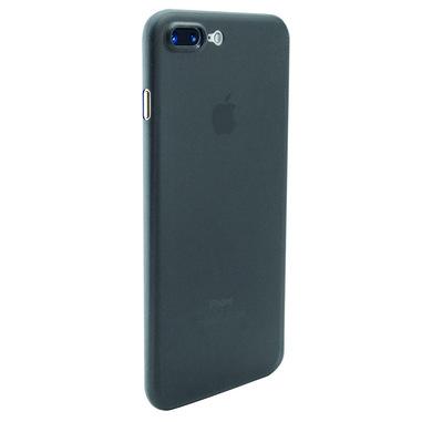 Phonix Custodia Perfect Fit per Apple iPhone 7 Plus - Grigio