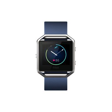 Fitbit Blaze LCD Nero Small, Acciaio inossidabile