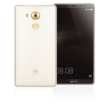 Phonix Custodia gel per Huawei Ascend Mate 8 trasparente