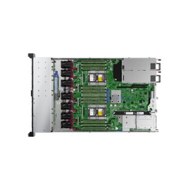 Hewlett Packard Enterprise ProLiant DL360 Gen10 server 2,30 GHz Intel® Xeon® Gold 5118 Rastrelliera (1U) 800 W