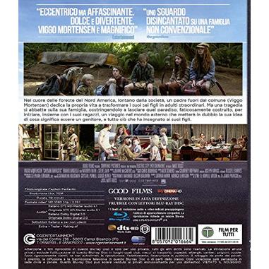 Captain Fantastic (Blu-ray)