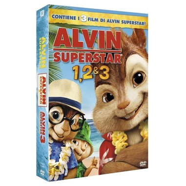 Alvin Superstar collection (DVD)