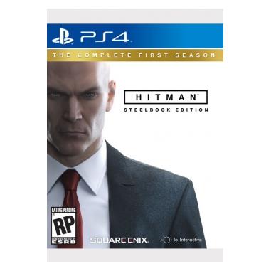 Hitman Steelbook Edition, PS4