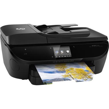 HP ENVY 7640 e-AiO Ad inchiostro A4 Wi-Fi Nero