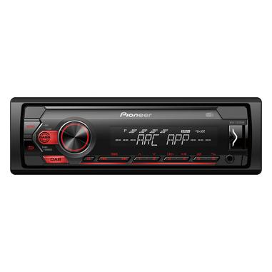 Pioneer MVH-S220DAB Ricevitore multimediale per auto Nero 200 W