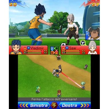 Inazuma Eleven Go: Chrono Stones Tuono