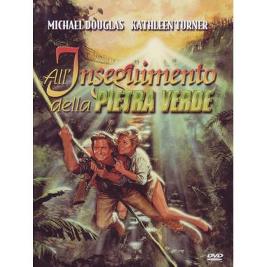 All'inseguimento della pietra verde (DVD)