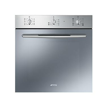 Smeg SF568X Incasso Elettrico 70L 3000W A Specchio forno | Forni da ...