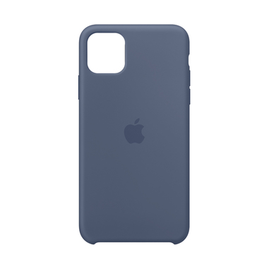 "Apple MX032ZM/A custodia per iPhone 11 Pro Max 16,5 cm (6.5"") Cover Blu"