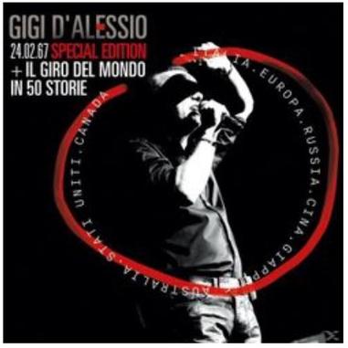 Gigi D'Alessio - 24.02.1967 (Special Edition), CD + DVD