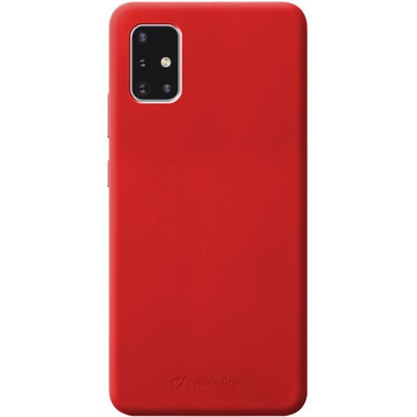 "Cellularline SENSATIONGALA51R custodia per cellulare 16,5 cm (6.5"") Cover Rosso"
