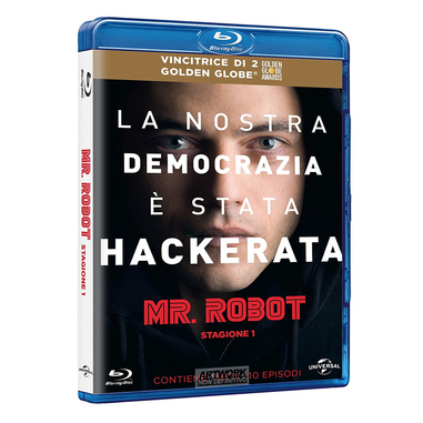 Mr. Robot - Stagione 1, Blu-Ray Blu-ray 2D ITA