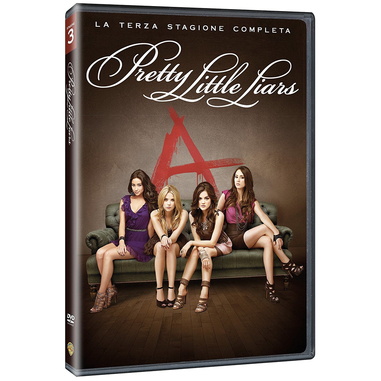 Pretty Little Liars Stagione 3 DVD