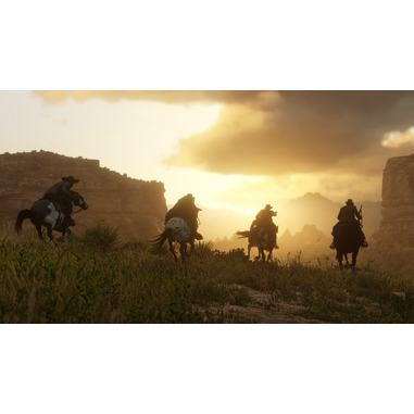 Red Dead Redemption II, Xbox One