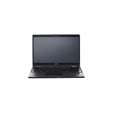 """Fujitsu LIFEBOOK U939X Ibrido (2 in 1) Nero 33,8 cm (13.3"""") 1920 x 1080 Pixel Touch screen Intel® Core™ i5 di ottava generazione 16 GB DDR3-SDRAM 512 GB SSD Wi-Fi 5 (802.11ac) Windows 10 Pro"""