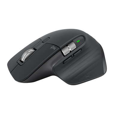 Logitech MX Master 3 mouse Wireless a RF + Bluetooth Laser 4000 DPI Mano destra
