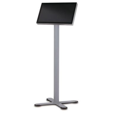 """Nilox RO17.03.1250 base da pavimento per tv a schermo piatto Supporto fisso da pavimento a pannello piatto Grigio 81,3 cm (32"""")"""