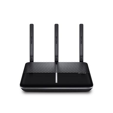 TP-LINK Archer AC1600 router wireless Dual-band (2.4 GHz/5 GHz) Gigabit Ethernet 3G 4G Nero, Argento