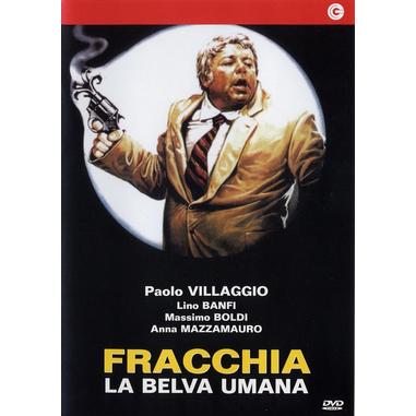 Fracchia La Belva Umana, film (DVD)