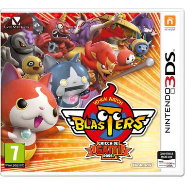 Yo-Kai Watch Blasters: Cricca dei Gatti Rossi - 3DS