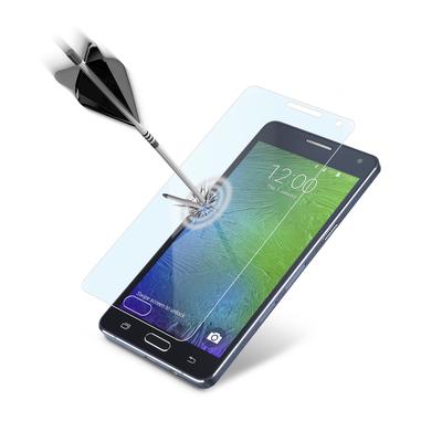 Cellularline Second Glass Ultra - Galaxy A5 Vetro temperato trasparente sottile, resistente e super sensibile Trasparente