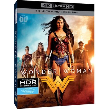 Wonder Woman (Blu-Ray 4K)