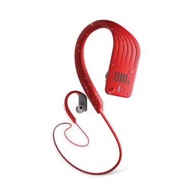 JBL Endurance SPRINT auricolare Stereofonico Aggancio Rosso