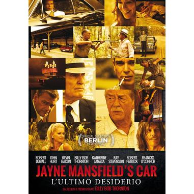 Jayne Mansfield's Car – L'Ultimo Desiderio (Blu-ray)