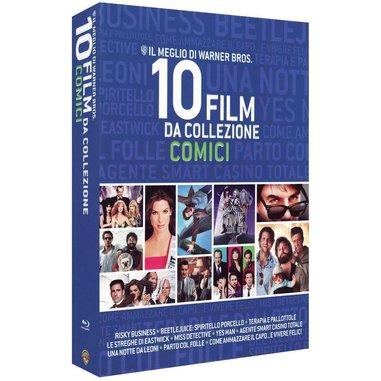 Il meglio di Warner Bros. 10 film da collezione comici (Blu-ray)