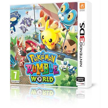 Pokémon rumble world -3DS