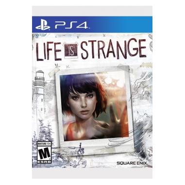 Life is Strange Standard Edition, PS4