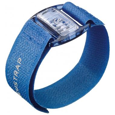 Go Travel 900 cinturino da polso Terry cloth wristband Blu