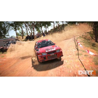 DiRT 4 - Day One edition - PS4