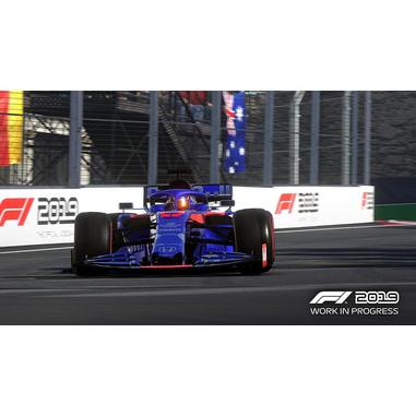 F1 2019 anniversary edition - Playstation 4