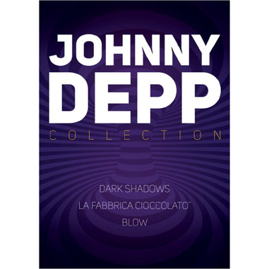 Johnny Depp collection (DVD)
