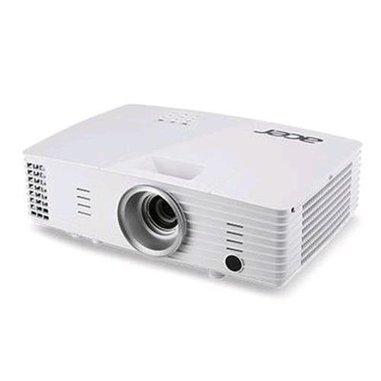 Acer P1185 Proiettore desktop 3300ANSI lumen DLP SVGA (800x600) Bianco videoproiettore