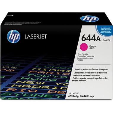 HP Cartuccia Toner originale magenta LaserJet 644A