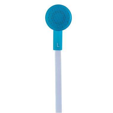 MySound Speak FLAT Auricolare Stereofonico Cablato Blu auricolare per telefono cellulare