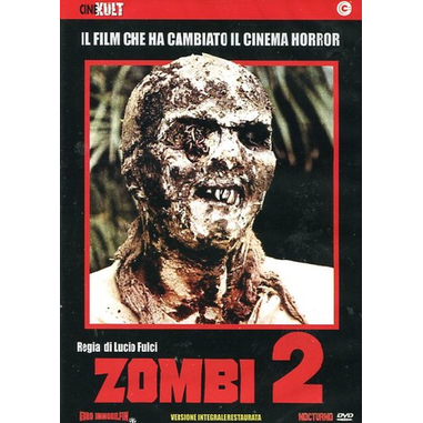 Zombi 2, film (DVD)