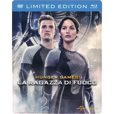Hunger games: la ragazza di fuoco (Blu-ray + DVD)