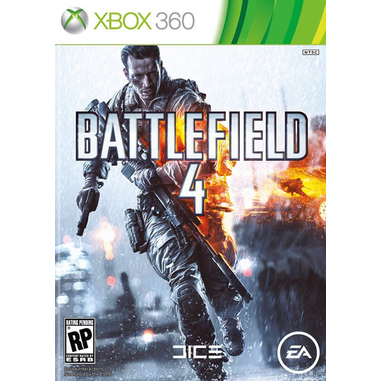 Electronic Arts Battlefield 4, Xbox 360