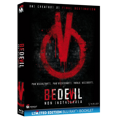 Bedevil: Non Installarla. Limited Edition (BD + Booklet)