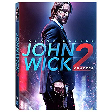 John Wick: Chapter 2, DVD DVD 2D ITA